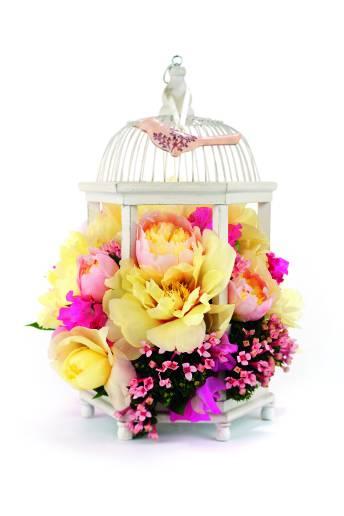 Decoracao-flores-luminaria