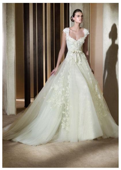 Vestido-de-noiva-Pronovias