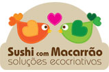Sushi com Macarro