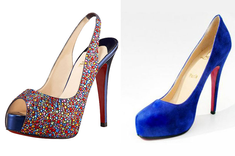 Sapatos-Louboutin