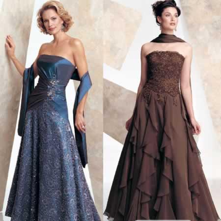 Vestidos De Festa Para Madrinhas De Casamento 2012
