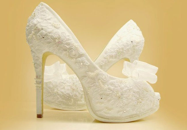 Sapato-bordado