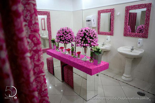 decoracao banheiro loja – Doitricom -> Decoracao De Banheiro Para Festa De Casamento