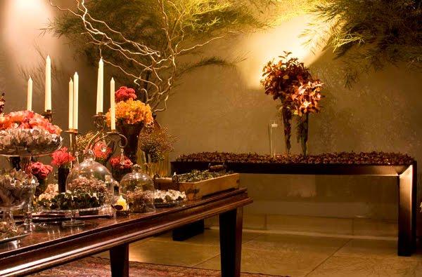 Blog Loja dos Noivos Tudo sobre casamento a festa, vestidos, convites, decoraç u00e3o e mais Part 9 -> Decoração Festa Folhas De Outono