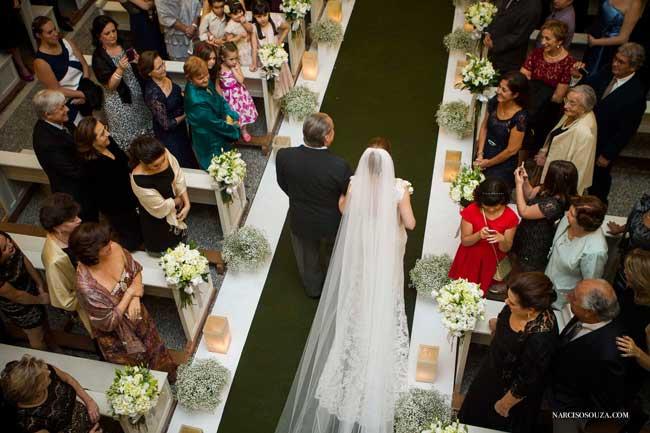 decoracao de igreja para casamento azul e amarelo : decoracao de igreja para casamento azul e amarelo: para os noivos também confere muito charme para o casamento