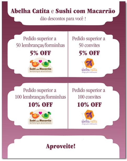 Promoção-Abelha-Catita-e-Sushi-com-Macarrao